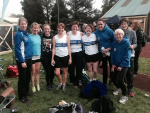 Westbury's Senior Ladies, Bridgend
